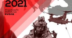 """Aliații și partenerii NATO din regiunea Mării Negre și din Balcani au început exercițiul """"Trojan Footprint 21"""" în data de 3 mai"""