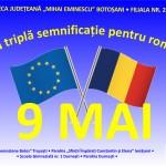 """Ziua Europei,  sărbătorită la Biblioteca Județeană """"Mihai Eminescu"""""""
