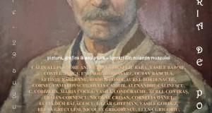 """Expoziția GALERIA CU PORTRETE – 3 iulie – 29 august 2021 Galeriile de Artă ,,Ștefan Luchian"""" Botoșani"""