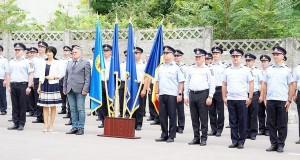 Inaintări în grade militare la ISU Botoșani