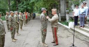Un general de brigadă a vizitat luni Botoșaniul