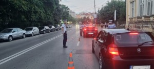 Acțiuni ale polițiștilor rutieri în raza municipiului Botoșani