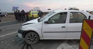 Cum a intrat un conducător auto cu mașina în coliziune cu un scuar