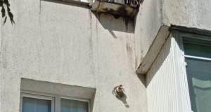 Momente de panică pentru locuitorii unui bloc din municipiul Botoșani după ce un aparat de aer condiționat a luat foc