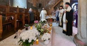 Slujbă de pomenire pentru Patriarhii Iustin și Teoctist la Catedrala Patriarhală