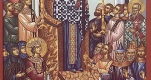 14 septembrie, Înălțarea Sfintei Cruci – ZIUA CRUCII