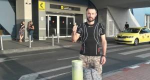 În perioada 20 – 26 septembrie 2021, plt. adj. Iulian Rotariu va reprezenta România la un ultramaraton